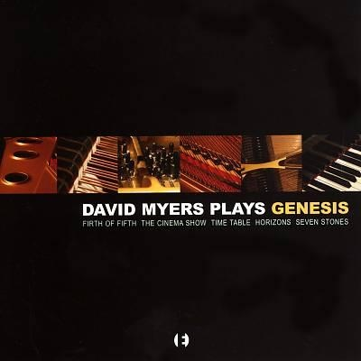 David Myers — Plays Genesis