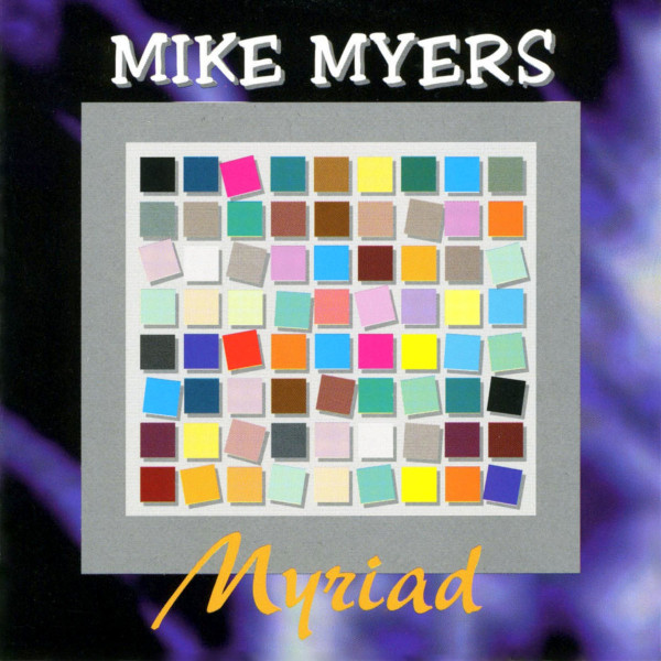 Myriad Cover art
