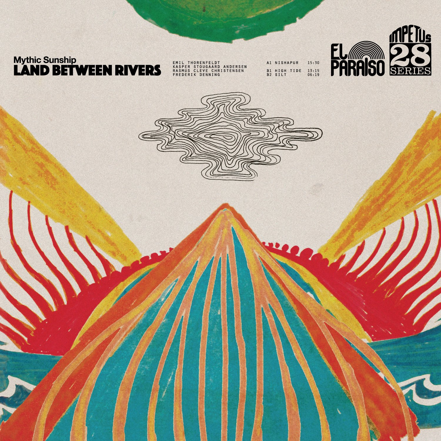 Mythic Sunship — Land between Rivers