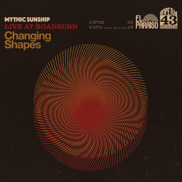 Changing Shapes Cover art