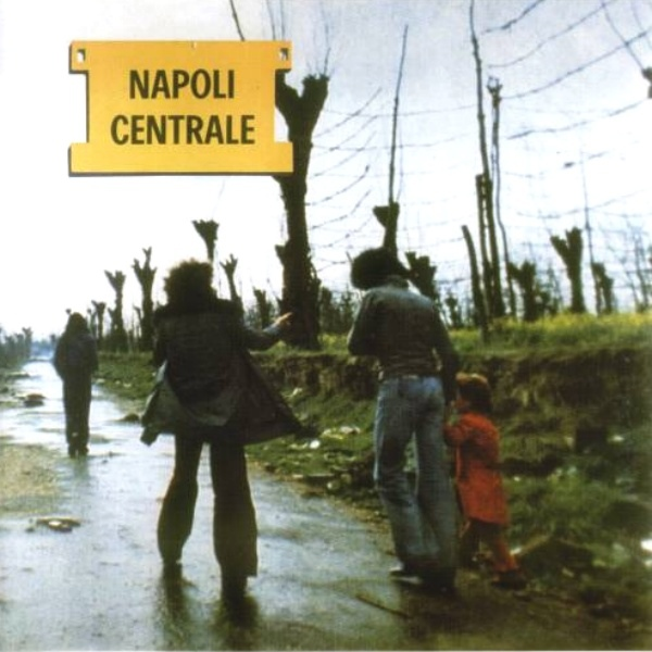 Napoli Centrale Cover art