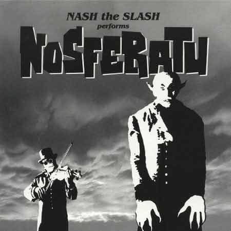 Nosferatu Cover art