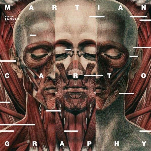 Necro Deathmort — Martian Cartography