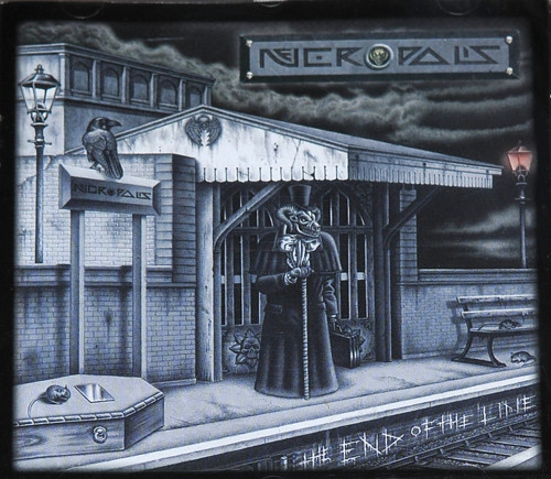 Necropolis — End of the Line