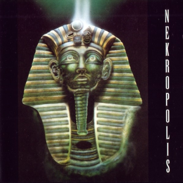 The Awakening: Nekropolis Live '79 Cover art