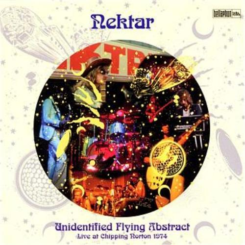 Unidentified Flying Abstract Cover art