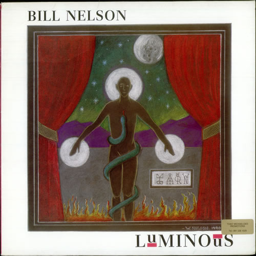 Bill Nelson — Luminous