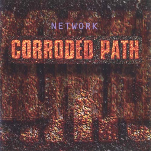 Corroded Path Cover art