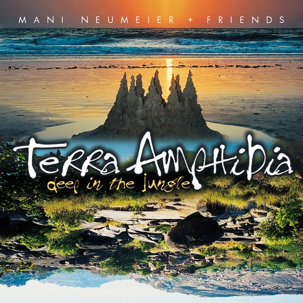 Terra Amphibia: Deep in the Jungle Cover art
