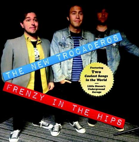 Frenzy in the Hips Cover art