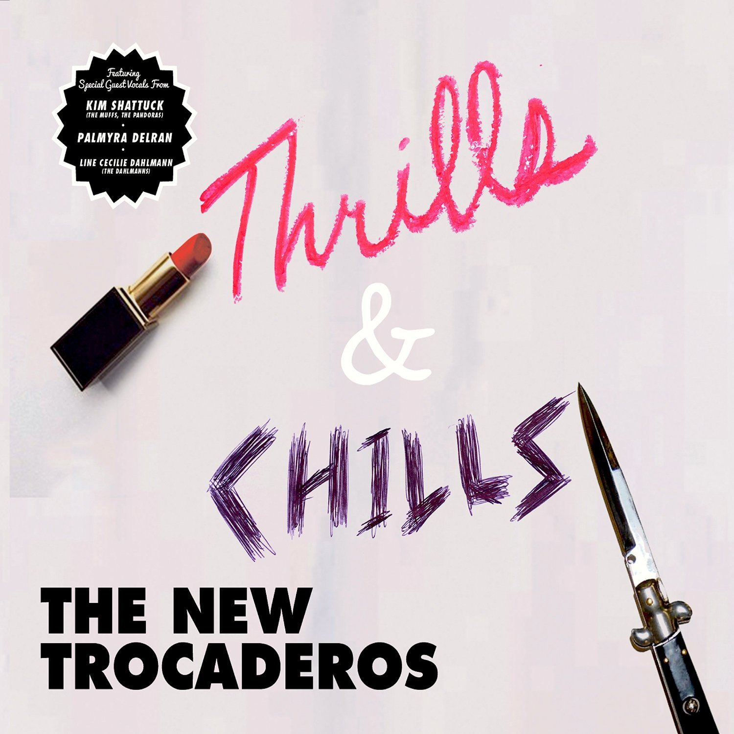 Thrills & Chills Cover art