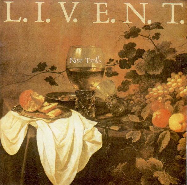 L.I.V.E.N.T. Cover art