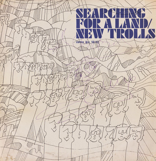 New Trolls — Searching for a Land