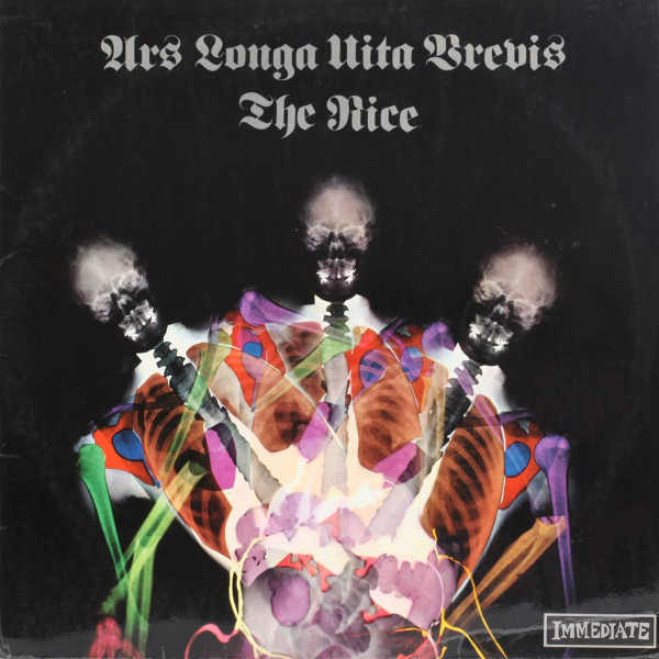 The Nice - Ars Longa Vita Brevis cover art