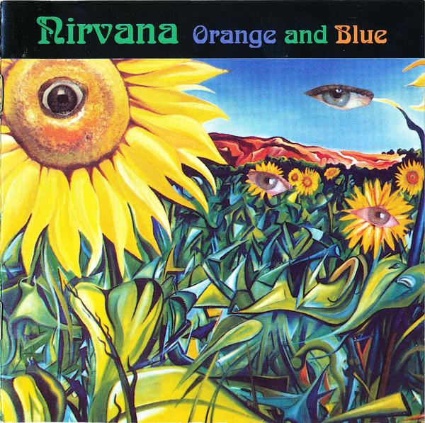 Nirvana — Orange and Blue