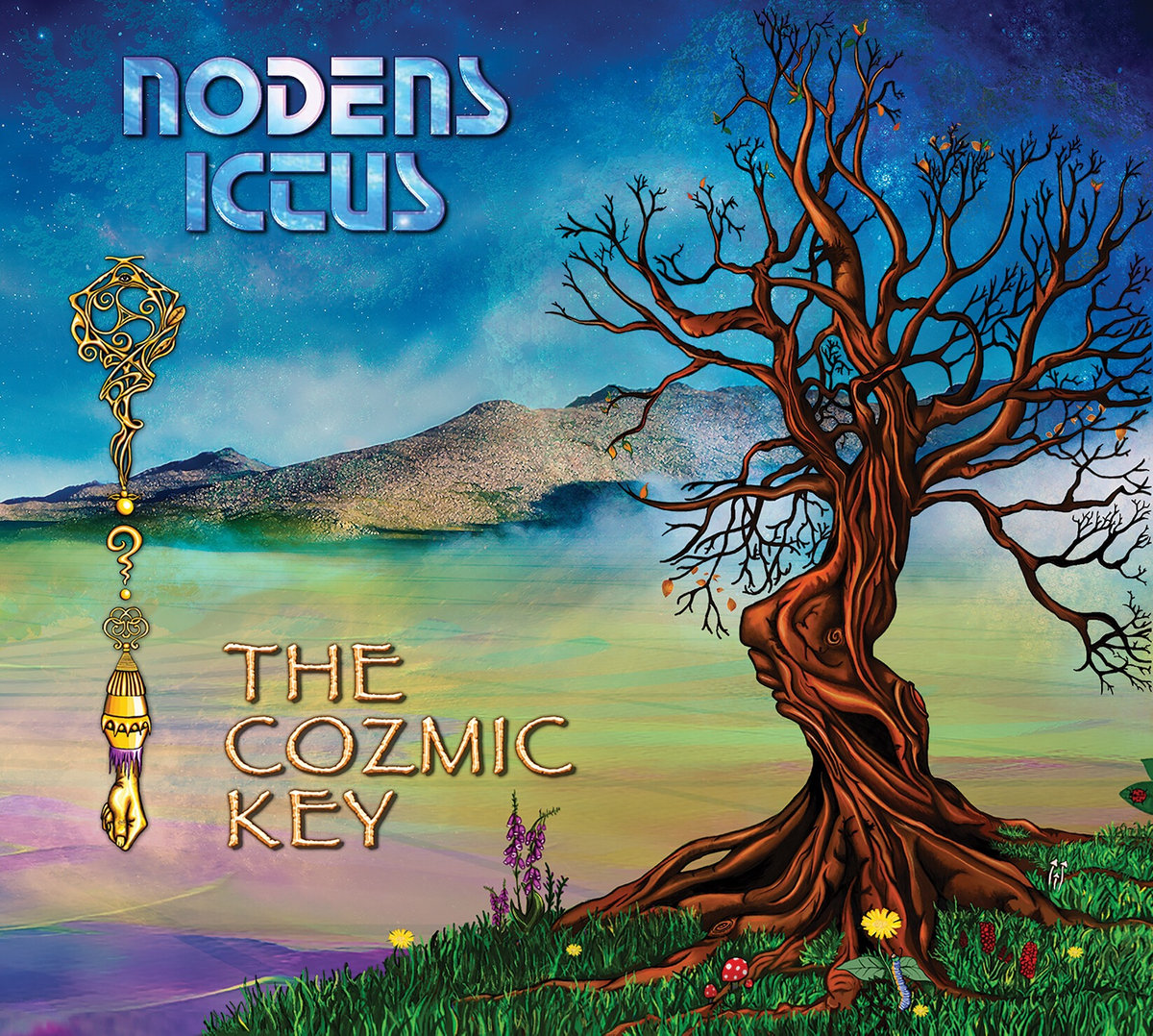 Nodens Ictus — The Cozmic Key