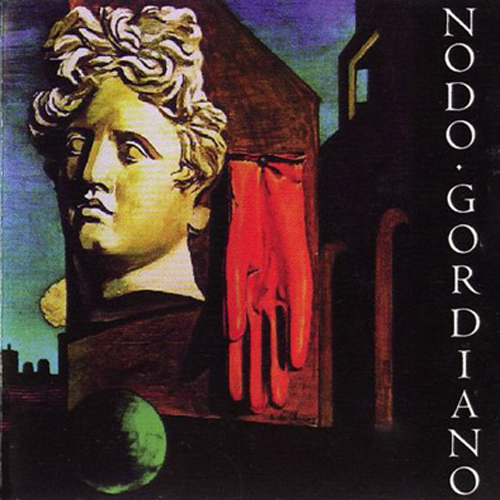 Nodo Gordiano Cover art