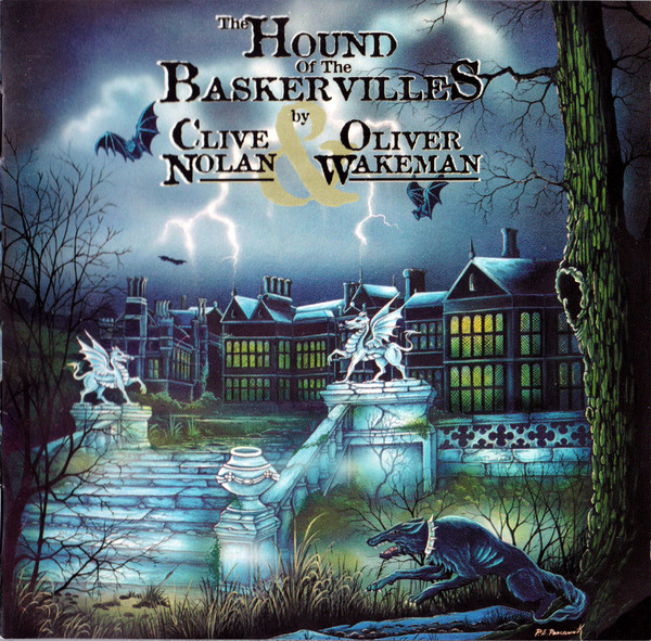 Clive Nolan & Oliver Wakeman — The Hound of the Baskervilles