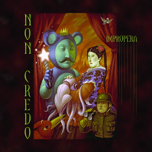 Impropera Cover art