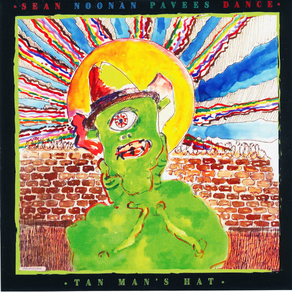 Tan Man's Hat Cover art