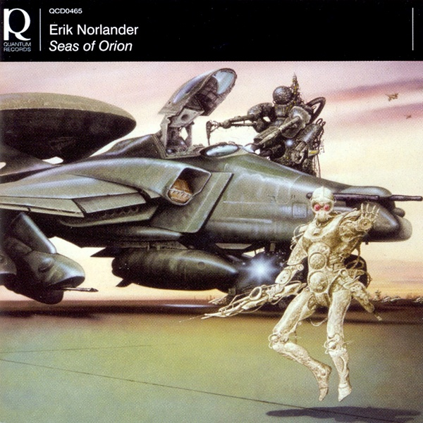 Erik Norlander — Seas of Orion