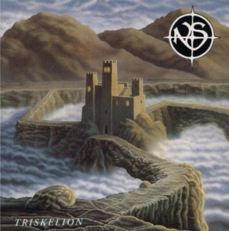 Triskelion Cover art