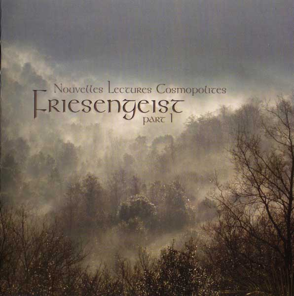 Friesengeist, Part 1 Cover art