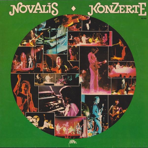 Novalis — Konzerte