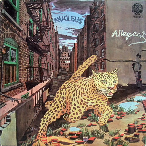 Nucleus — Alleycat