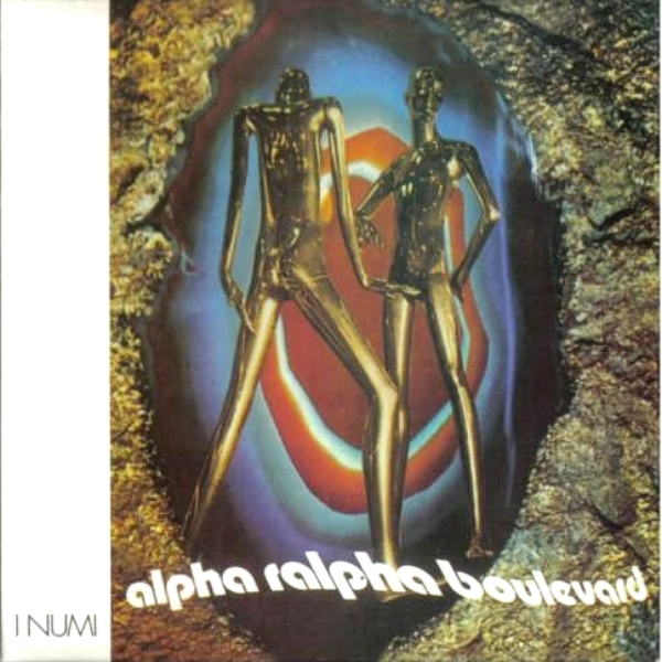 Alpha Ralpha Boulevard Cover art