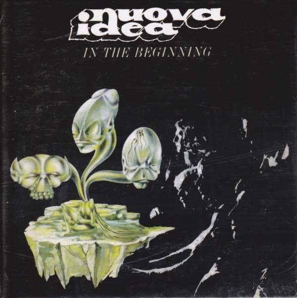 In the Beginning Cover art