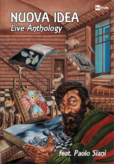 Live Anthology Cover art