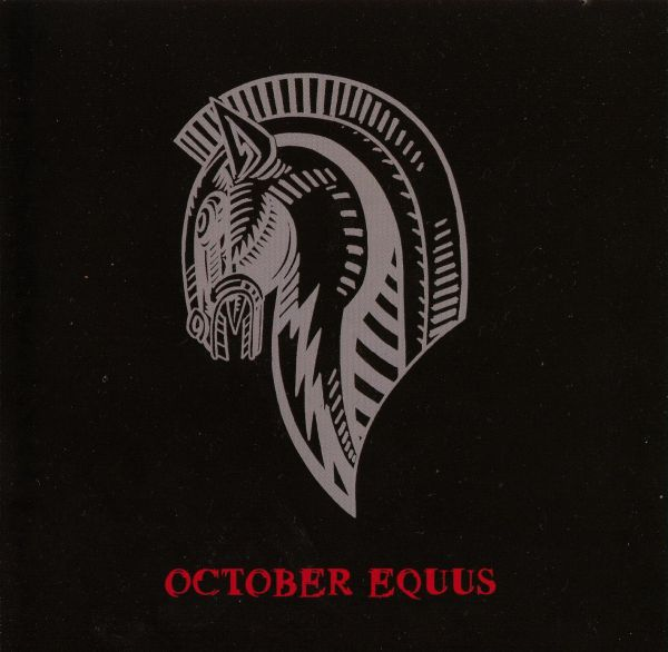 October Equus Cover art
