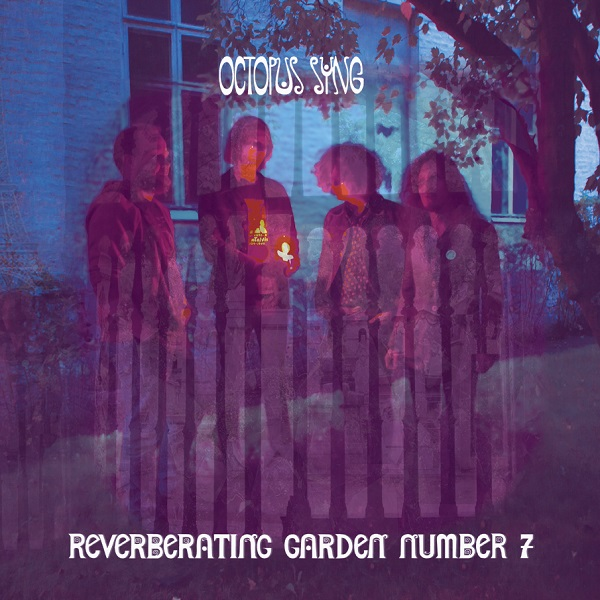 Reverberating Garden Number 7 Cover art