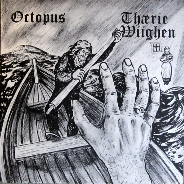 Octopus - Thærie Wiighen cover