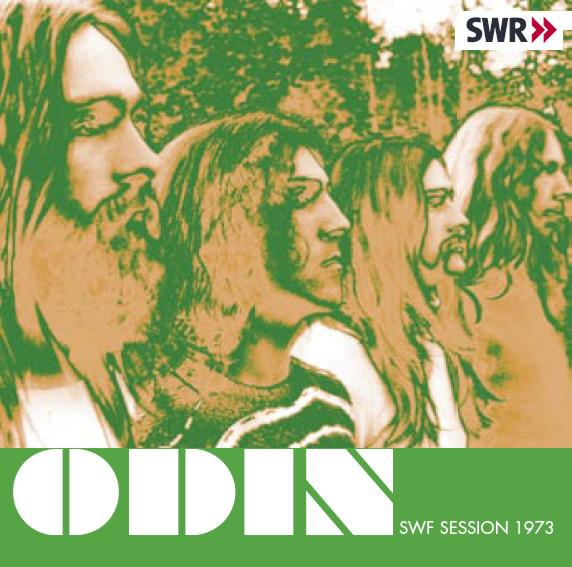SWF Session 1973 Cover art