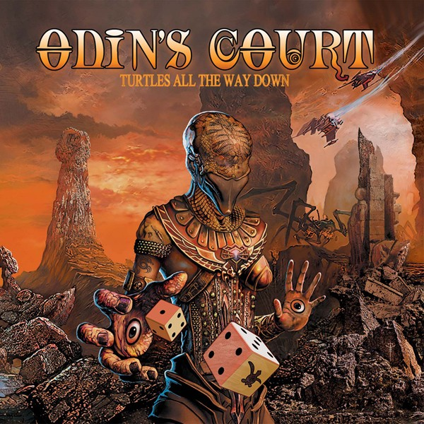 Odin's Court — Turtles All the Way Down