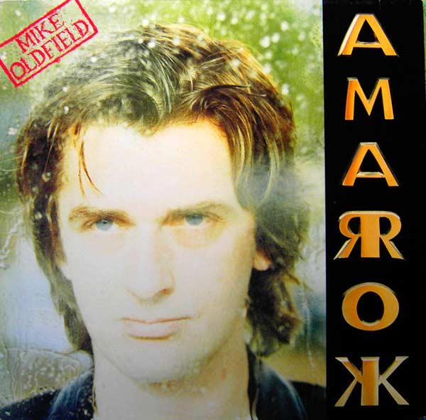 Mike Oldfield — Amarok
