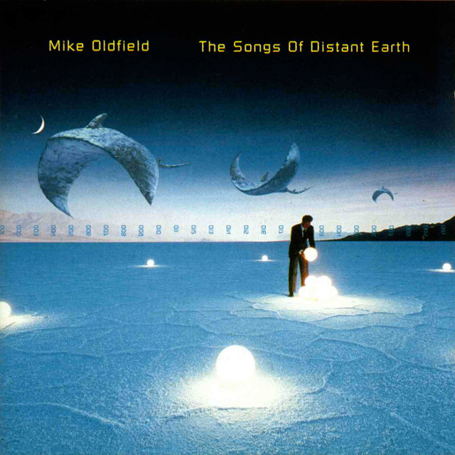 Mike Oldfield — The Songs of Distant Earth