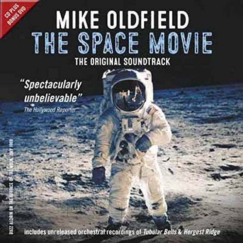 The Space Move: The Original Soundtrack Cover art