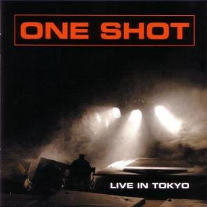 Live in Tokyo Cover art
