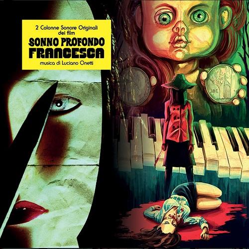 Sonno Profondo / Francesca Cover art