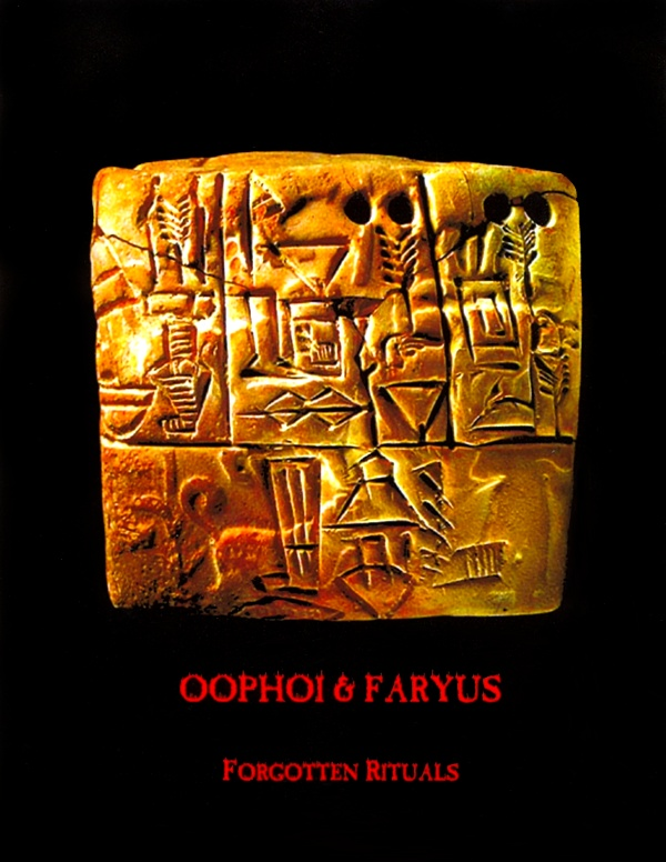 Oöphoi & Faryus — Forgotten Rituals
