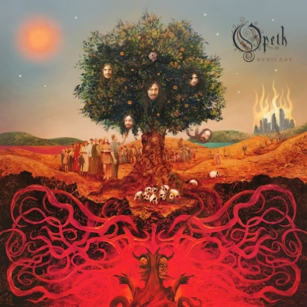 Opeth — Heritage