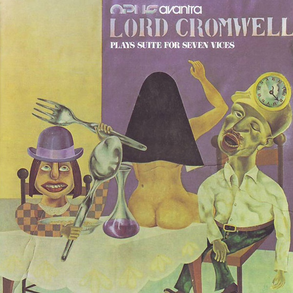 Lord Cromwell Plays Suite for Seven Vices Cover art