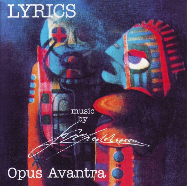 Opus Avantra — Lyrics