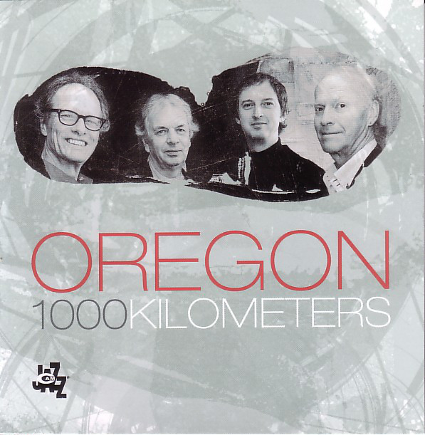 Oregon — 1000 Kilometers