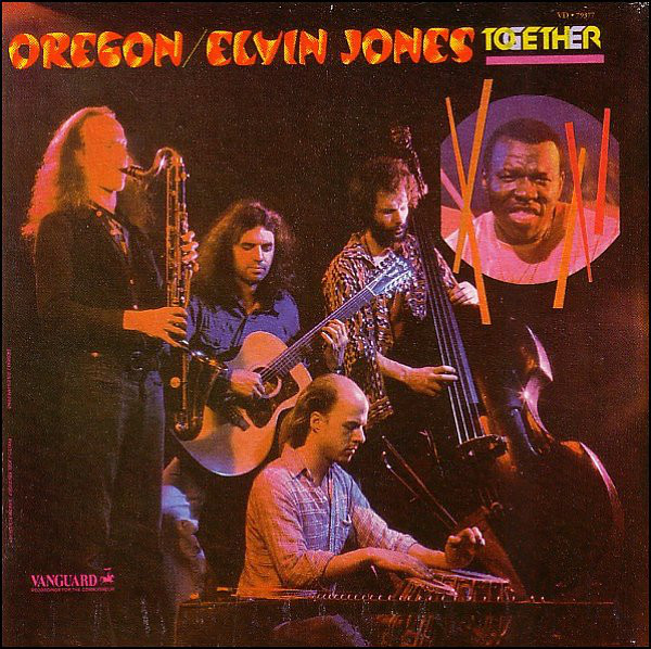 Oregon / Elvin Jones — Together