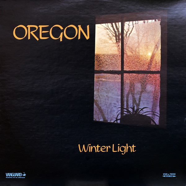 Oregon — Winter Light