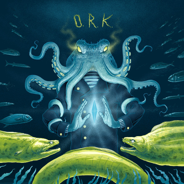 O.R.k. — Soul of an Octopus